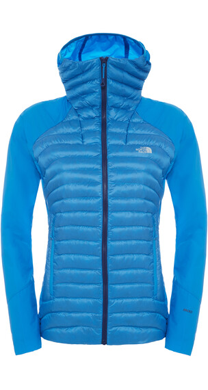 The North Face W's Verto Micro Hybrid Jacket Clear Lake Blue